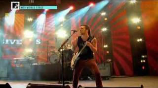 The All American Rejects - Gives You Hell (live)
