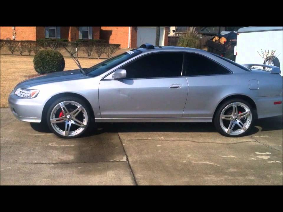 honda accord 20 inch rims 20 inch rims on 2002 honda accord