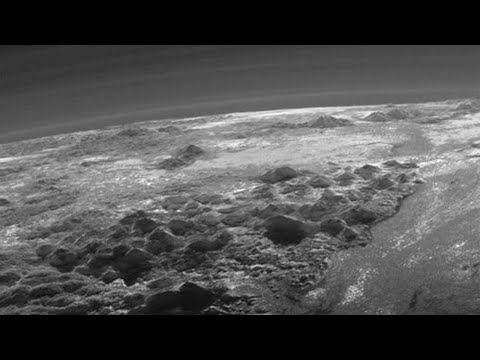 The First Real Images Of Pluto - What Have We Discovered?