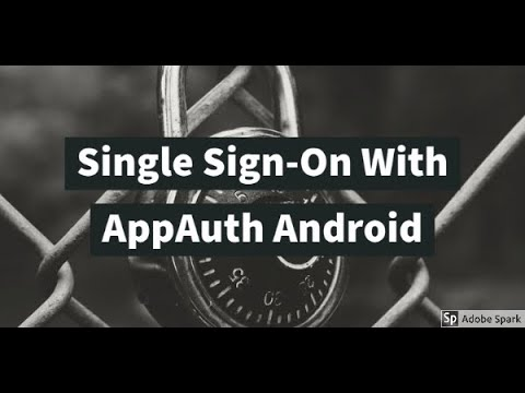 Single sign on with appauth in android