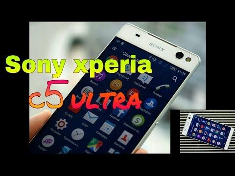 sony-xperia-c5-ultra,-características-y-precios-en-español,-castellano.