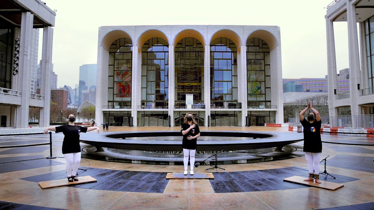 Soles of Duende Bring the Rhythms of Tap, Flamenco, and Kathak to the Lincoln Center Plaza