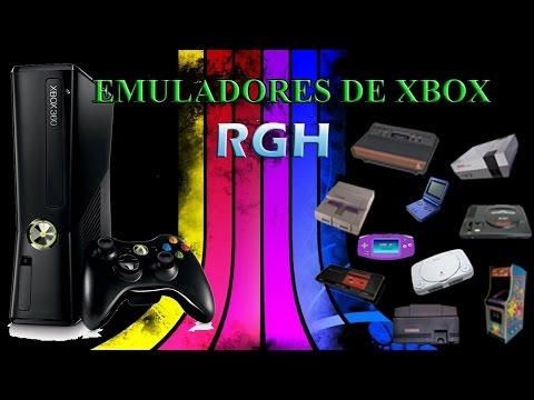 Melhores emuladores XBOX RGH