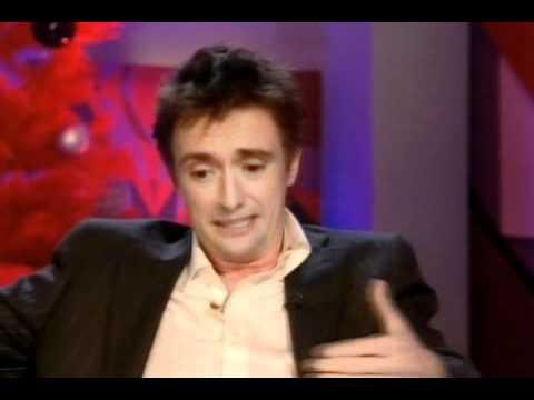 Richard Hammond first TV interview after crash