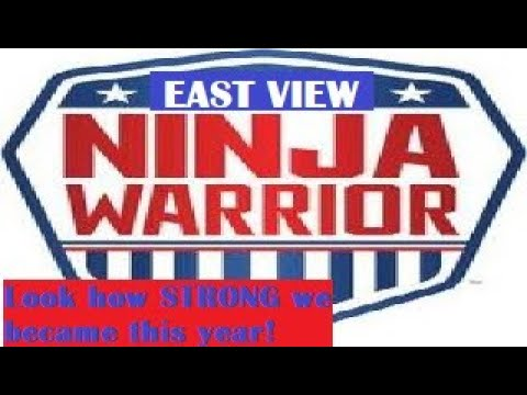Good Morning Muscles: East View Ninja Warrior: Teach Physical Education Gym at Home Kids Fitness