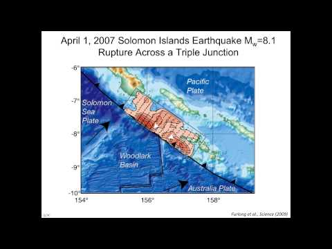 WEBINAR: A Global Surge of Great Earthquakes and What We are Learning From Them