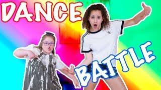 DANCE BATTLE!! Sarah Grace vs Gracie Haschak