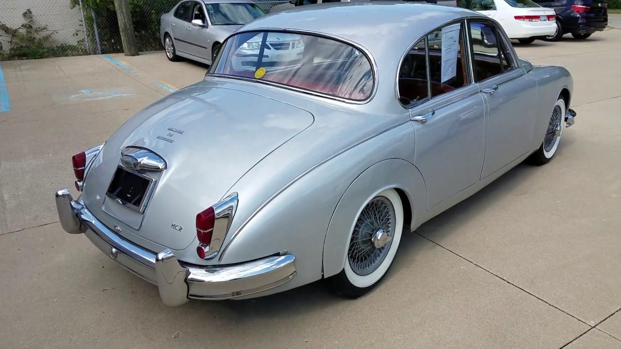 1960 Jaguar inspection & auto appraisal Detroit Plymouth Michigan ...