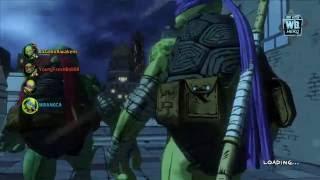 Teenage Mutant Ninja Turtles - Mutants In Manhattan - Multiplayer Gameplay
