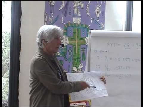 Jose Arguelles/Valum Votan - 7-day Seminar 441/Synchronotron - Day 2