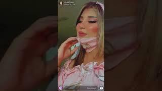 ساره الكندري وزوجها احمد العنزي يكلمون شهاب بالتلفون ويواسونه بعد تسفيره من الكويت ?