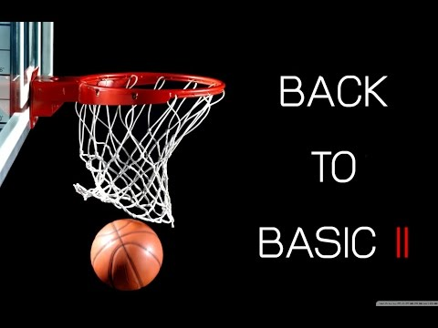 back to basic passing the ball lesson 2 basketball passing drills youtube. Black Bedroom Furniture Sets. Home Design Ideas