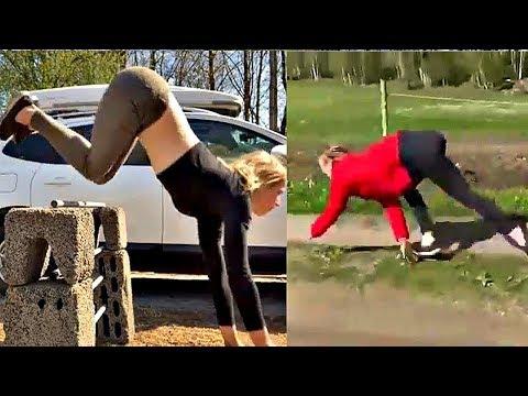 Part 2: Girl Running Like A Dog / The Human Dog Run / Девушка-собака / Doggirl /