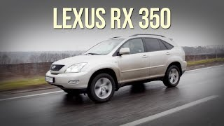 Lexus RX 350 - а за что платить такие деньги? #SRT