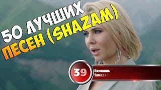 50 лучших песен сервиса 'Shazam' | Музыкальный хит-парад недели от 7 февраля 2018