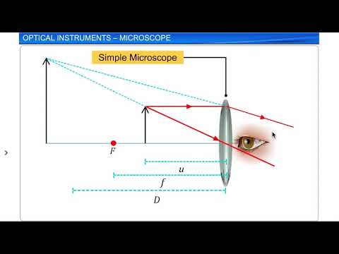 simple microscope diagram molex wiring youtube