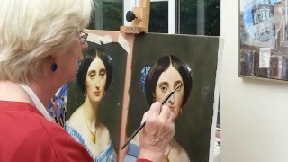 Learn to Paint Like the Old Masters at Academy of Realist Art Edinburgh