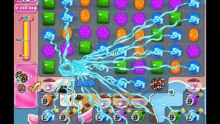 Candy Crush Saga - Level 1549 (3 star, No boosters)