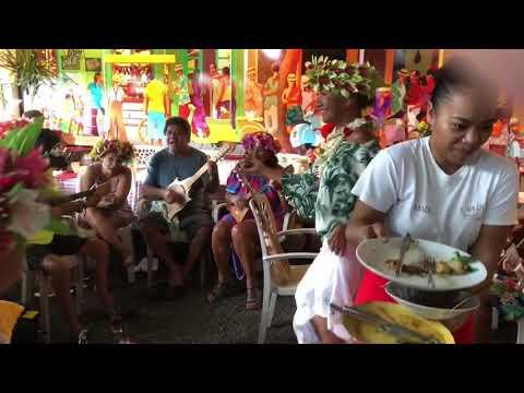Ungekürzter Party-Film Aus Der Pizzeria In Papeete/Tahiti
