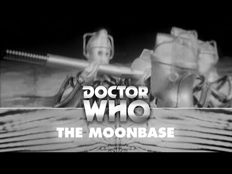 Doctor Who: The Moonbase Invasion - The Moonbase