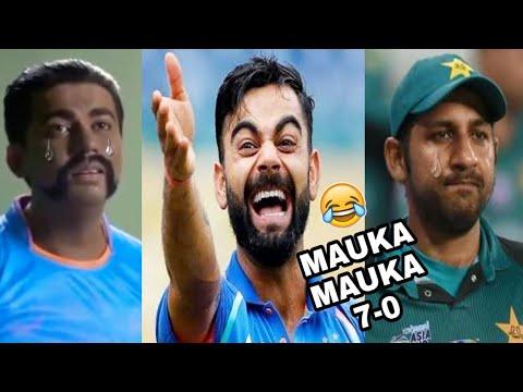 Pakistani Ad On Abhinandan || India vs Pakistan World Cup || Mauka Mauka 7-0