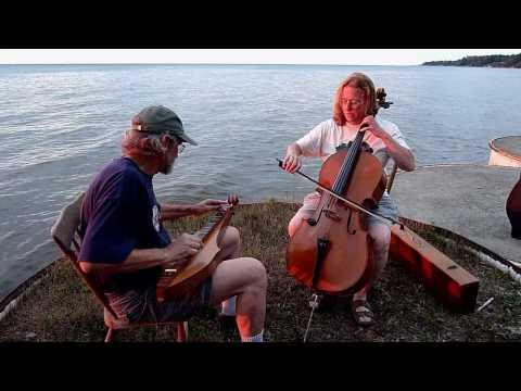 Home Sweet Home - Mountain Dulcimer & Cello