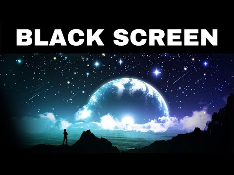 Relaxing Music for Sleeping BLACK SCREEN | LULLABY DREAMS | Sleep Music for Children