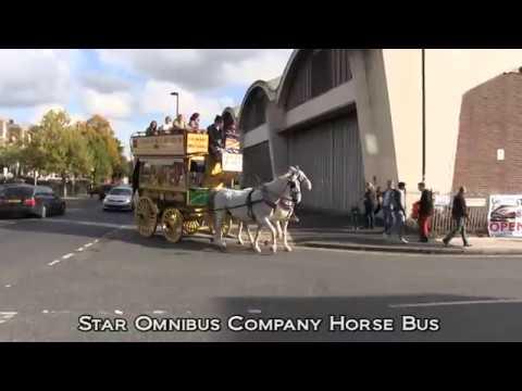 London Buses, South London.