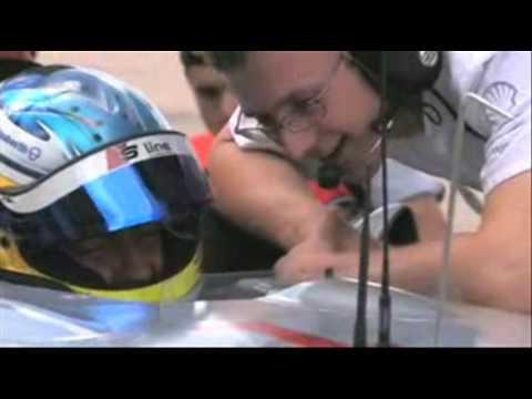 ALMS Sebring: Audi R15 TDI Race Debut