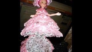 Как сделать шкатулку – куклу