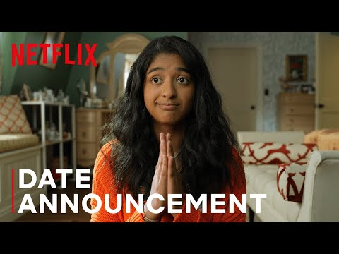 Never Have I Ever | Official Date Announce | Netflix