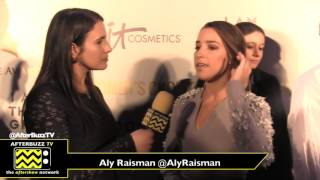 Aly Raisman Shares What She Does When Men Tell Her