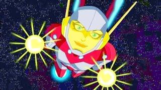 Мстители: Величайшие герои Земли | Все серии подряд сборник мультфильма Marvel. Сезон 1 серии 17-20