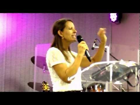 March 24, 2013 Evangelist Sis. Wende Thompson @Brazilian church Sarasota Fl. Part 1