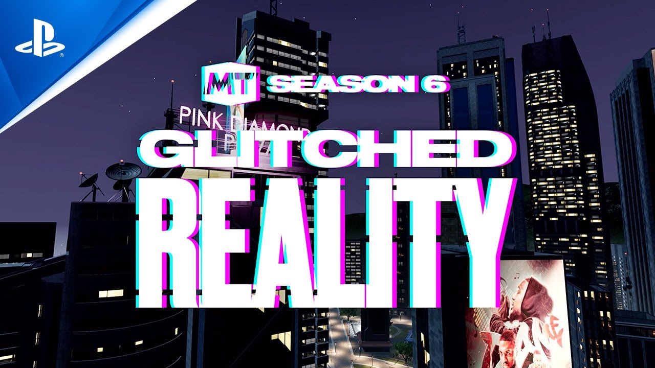 NBA 2K21 - MyTEAM Season 6: Glitched Reality Trailer