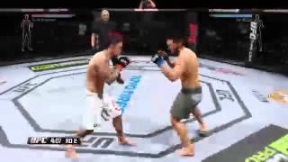 EASPORTS UFC 2 Player PS4