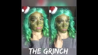 THE GRINCH TUTORIAL   2017