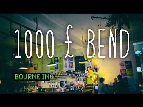 1000 £ Bend, Little Lonsdale St, Melbourne