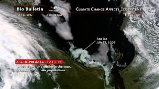 Science Bulletins: Climate Change affects Ecosystems