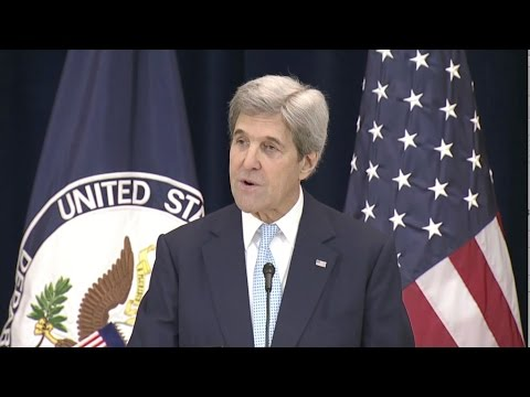 Kerry Blasts Israeli Prime Minister Netanyahu - Full Speech