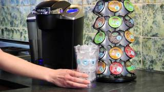Brew Over Ice: Iced Coffee & Iced Tea in Your Keurig Brewer