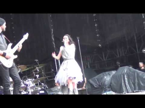 Within Temptation - Live @ Moscow 30.06.2013