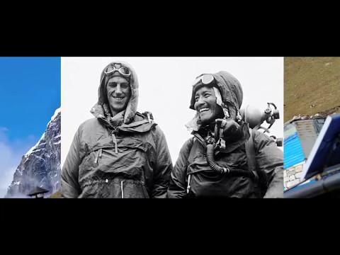 Первый человек, покоривший Эверест | 2017