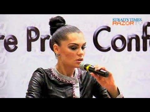 It's not about the money (Jessie J hits Singapore Pt 3)