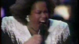 "Jennifer Holliday singing ""And I"