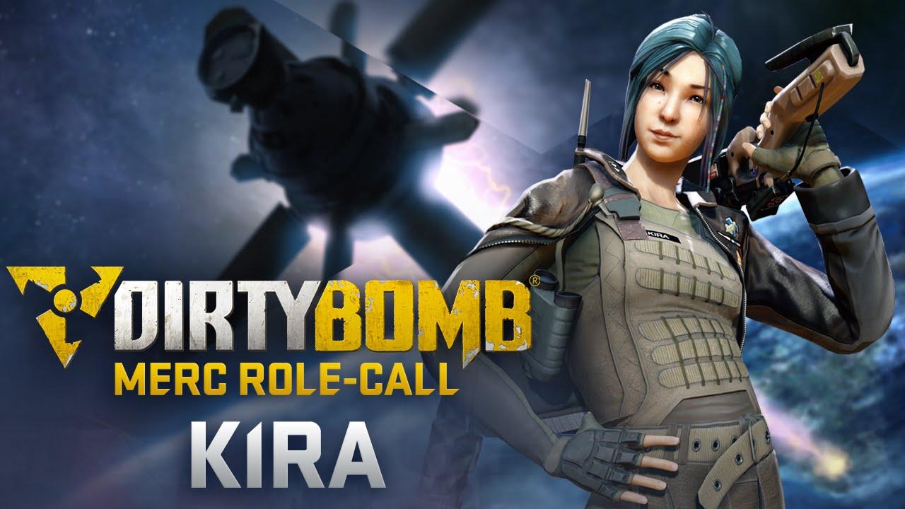 Dirty Bomb Kira Merc Role Call