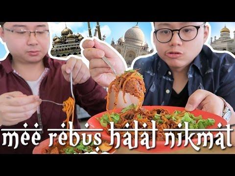 Mie Goreng /Rebus Paling Enak di Penang ! ft Koko Miki Mouse