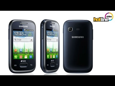 Обзор Samsung Galaxy Pocket Duos