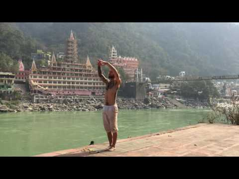 Level1/2 - Rishikesh Recharge: Free Yoga Classes with Daniel Rama