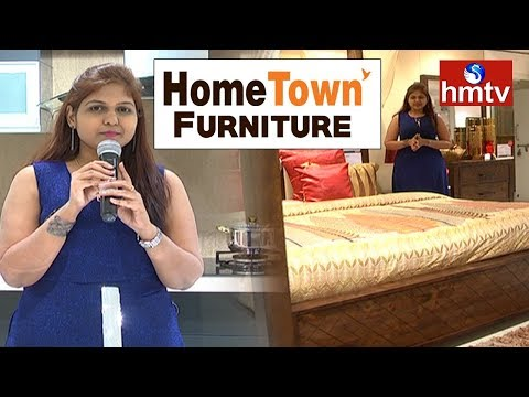 HomeTown Furniture At Punjagutta   Telugu News   Hmtv